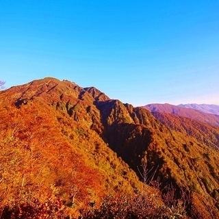 山登りハイキング仲間会員募集2019/10/30(水)両神山 大...