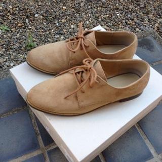 秋冬の靴 Lサイズ(24cm)