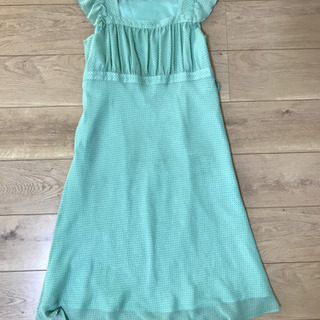 授乳可能なカラードレス