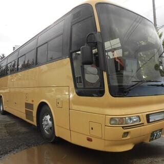 大型バス三菱H16年式☆57人乗り☆MS86NP車検R2.2月ま...