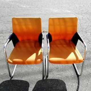 KOKUYO(コクヨ)椅子、二脚セット 売ります