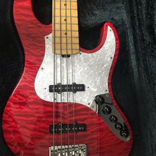 ESP-AMAZE-CTM-SL5-カスタム5弦ベース