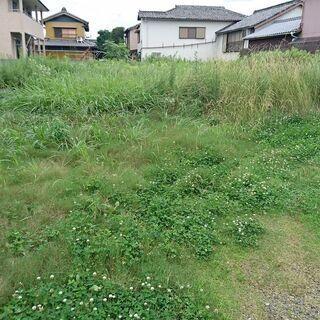 【急募!草刈り・草集アルバイト】