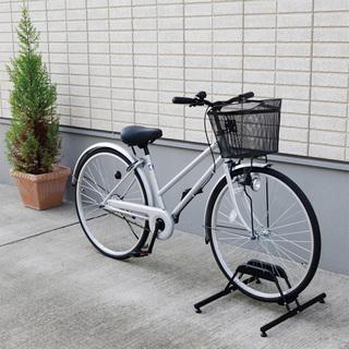 自転車用スタンド★サイクルラック★中古品