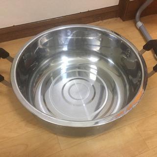直径33センチの鍋 いりませんか?