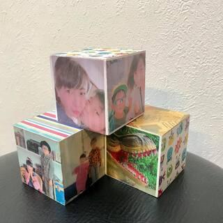 【高槻・参加無料】デコキューブ作り&ママのマネ活+ランチ会