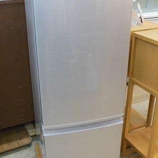 SHARP 2ドア 167L 冷凍冷蔵庫 SJ-D17C 201...
