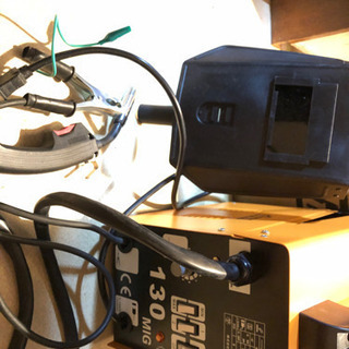 半自動溶接機 100V