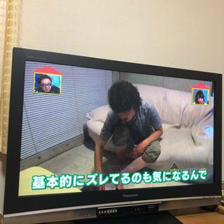 Panasonic プラズマテレビ 中古品