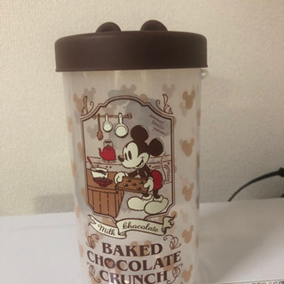ディズニー チョコクランチ 空き容器