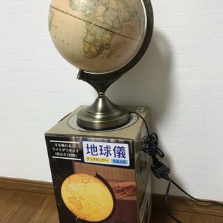 レイメイ 地球儀ライト