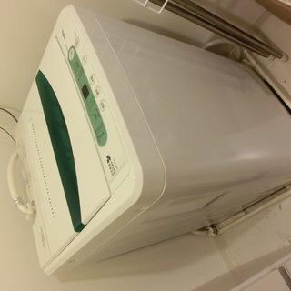 白い全自動洗濯機を差し上げます。無料です。付属品とカタログ全てそ...