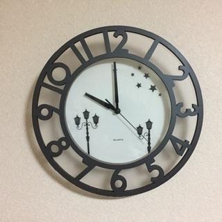 壁掛け時計 二つセット