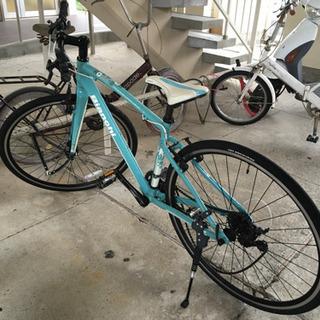 2015 BIANCHI ROMA 3 クロスバイク 43サイズ...
