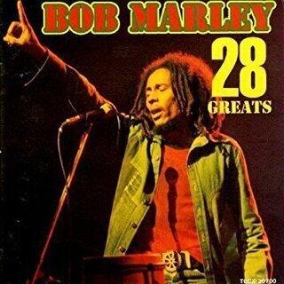 ベスト28 ボブ・マーリー CD レゲエ
