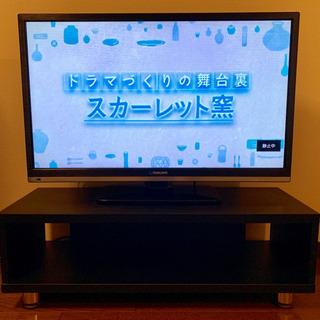 maxzen32型液晶テレビ/ニトリテレビボード32型