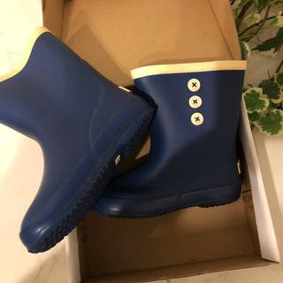 Lycka till【リッカテイル】の16センチの雨靴