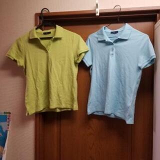 早い者勝ち❣️美品❣️[2枚纏めて]gu半袖シャツLサイズ