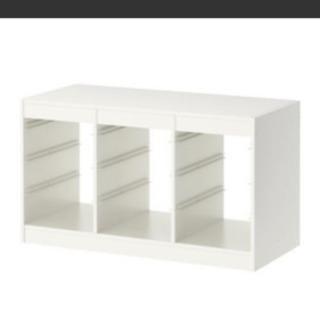 IKEA おもちゃ収納 フレームのみ