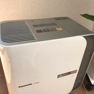 ナノイー搭載 加湿器 Panasonic FE-KXE07