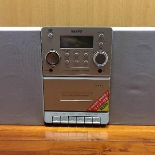 CD&カセットプレーヤー
