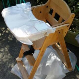 値下げ こども椅子 ハイチェア