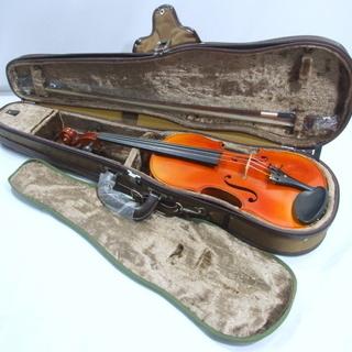 メンテ済み ドイツ製 Franz Sandner 1993年 フランツ サンドラー バイオリン 4/4 大人用 未使用 弓 ケース 手渡し 全国発送対応 中古バイオリン 愛知県清須市より - 売ります・あげます