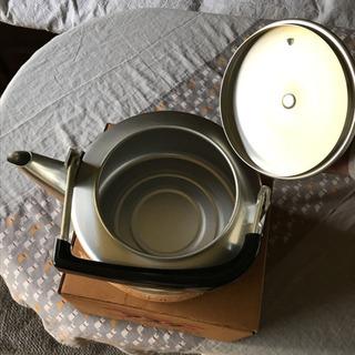 アルマイト製ヤカン(2ℓ) − 岩手県