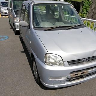 スバル プレオ 車検2年付き 8万円