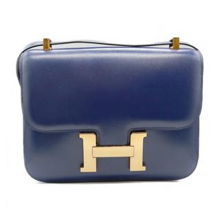 HERMES (エルメス) ショルダーバッグ/コンスタンス23 ブルー