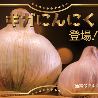 【10/3-10/22】九州産超にんにくフェス天神で開催!