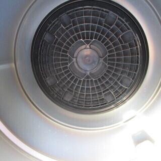 衣類乾燥機  2014年製 4.5kg  DE-N45FX ピュアホワイト HITACHI 日立 左開き 動作確認済 家庭用 【安心の返金保証】 - 結城市