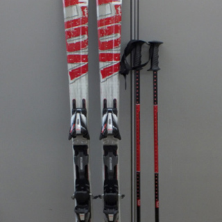 PayPay対応 スキー 163cm VOLKL フォルクル U...