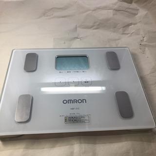 オムロン 体重体組成計 体重計 HBF-212
