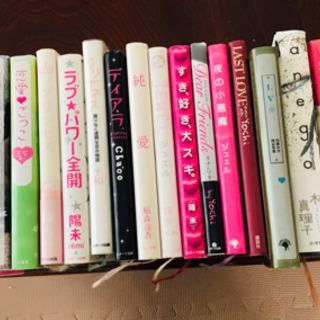 恋愛小説 携帯小説25冊セット まとめ売り