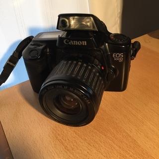 【ジャンク】 Canon キャノン EOS 1000 QD フィ...