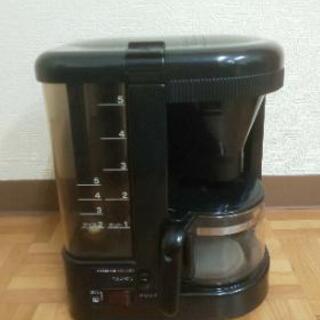 日立コーヒーメーカー CS-C52   0.65リットル コード...