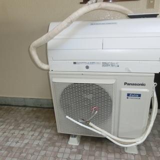 ★2017年Panasonic CS-WX408C2-W 使用少...