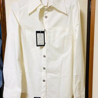 新品❗️ホワイト ワイシャツ 最終価格