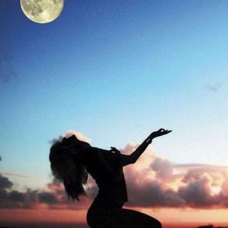 季節限定!English Full Moon yoga 満…