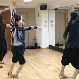 10/31(木) 社交ダンス ラテンダンスのリズムとステップの基...