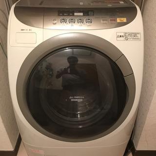 乾燥機能故障中  パナソニック ドラム式洗濯機