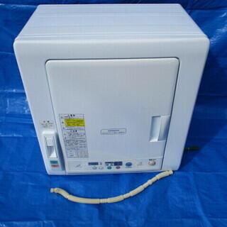 衣類乾燥機 2014年製 4.5kg DE-N45FX  ピュア...