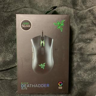 RAZERのマウスとキーボード