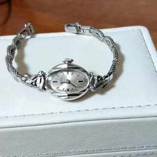 アンティーク スイス製 腕時計 10K
