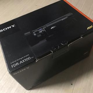 SONYビデオカメラ 2万ほど安いです