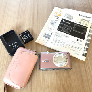 Panasonic LUMIX ルミックス DMC-FX01 ピ...