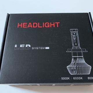 LED フォグランプH3(6000K)
