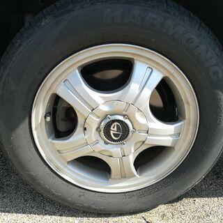 サマータイヤ 175/70R14 3+1本 タイヤのみ【無…