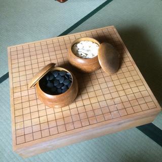 碁盤&碁石お譲りいたします‼️